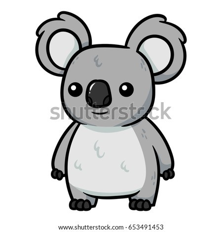 koala stock images  royalty free images   vectors baby face clipart black and white baby face clipart black and white