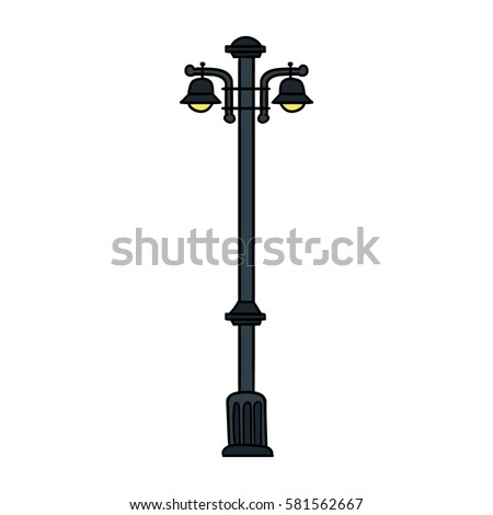 Cartoon Lamp Stock Images, Royalty-Free Images & Vectors ...