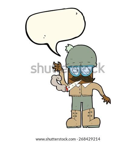 Stock Images similar to ID 118728325 - cartoon marijuana joint