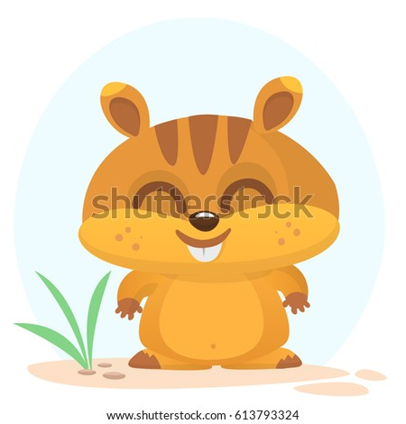 Cartoon Chipmunk Stock Images Royalty Free Images