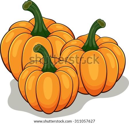 Pumpkin cartoon stock images royalty free images vectors cartoon pumpkin thecheapjerseys Choice Image