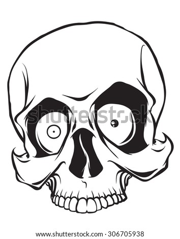 Cartoon Skeleton Stock Images, Royalty-Free Images ...