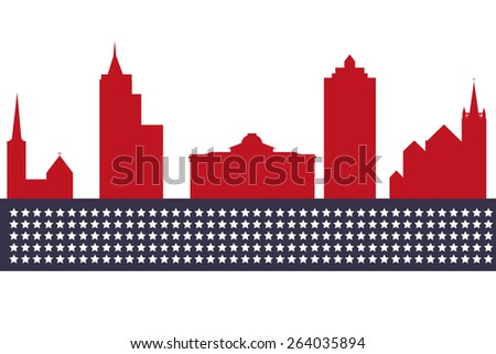 Raleigh Skyline Stock Images Royalty Free Images