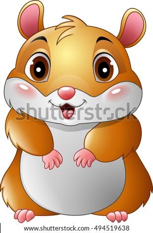 Hamster Cartoon Stock Photos Royalty Free Images