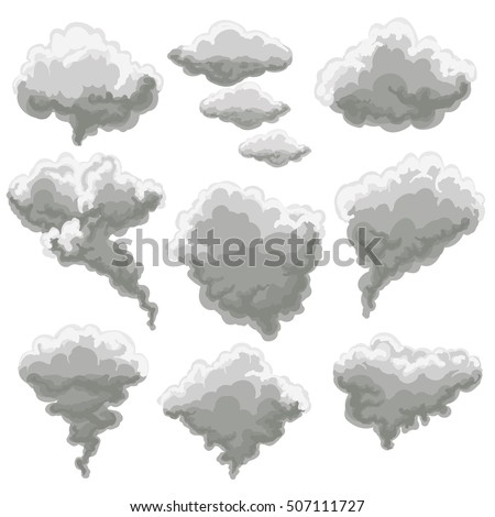 Smoke Vector Stock Images, Royalty-Free Images & Vectors ...