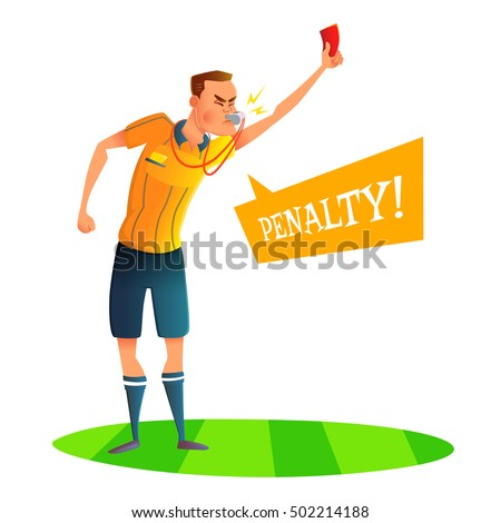 Referee Stock Images, Royalty-Free Images & Vectors | Shutterstock