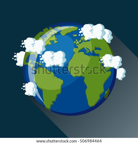 World Map Cartoon Stock Images, Royalty-Free Images &amp- Vectors ...