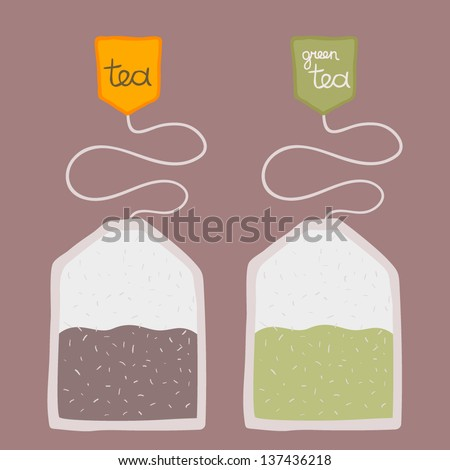 teabag vector stock images, royalty-free images & vectors