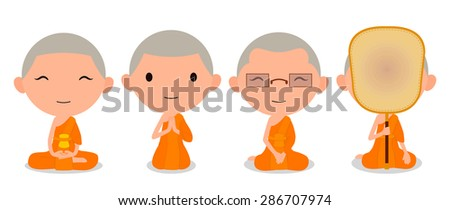 Thai Monk Stock Images, Royalty-Free Images & Vectors | Shutterstock
