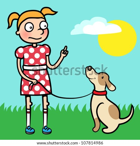 Cartoon Dog Treat Jpg