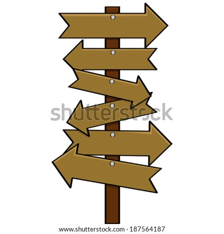 arrow sign confusing stock images royaltyfree images