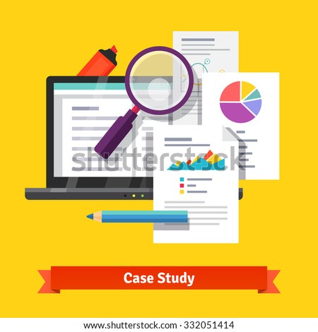 Case study icon Stock Illustrations. 1,292 Case study icon ...
