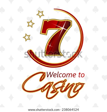 Lucky gambling symbols