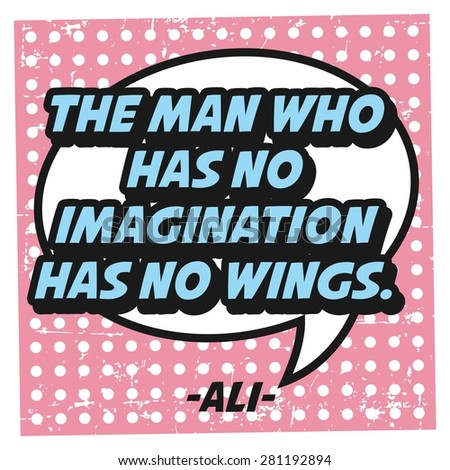 cassius clay quotes. mohammed ali quotes vector. mohammad ali logo icon vintage. - stock vector