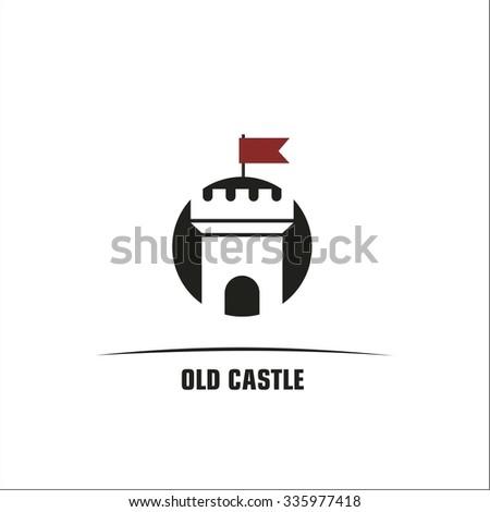 Castle - stock vector