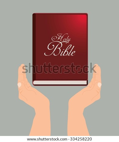 catholic religion design, vector illustration eps10 graphic
