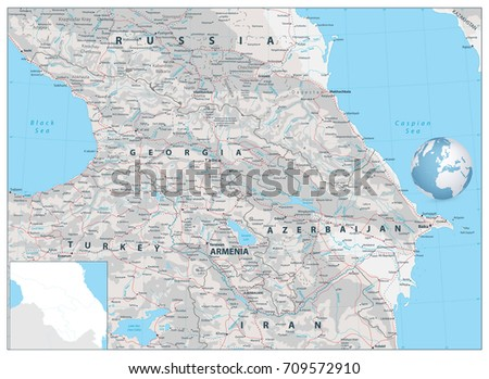 Chicago Illinois Area Map Stock Vector Shutterstock - Illinois physical map