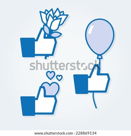 Celebrate! - stock vector