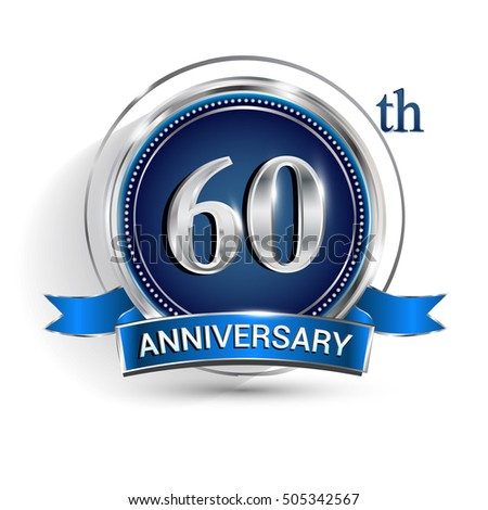 Symbol of 60th wedding anniversary