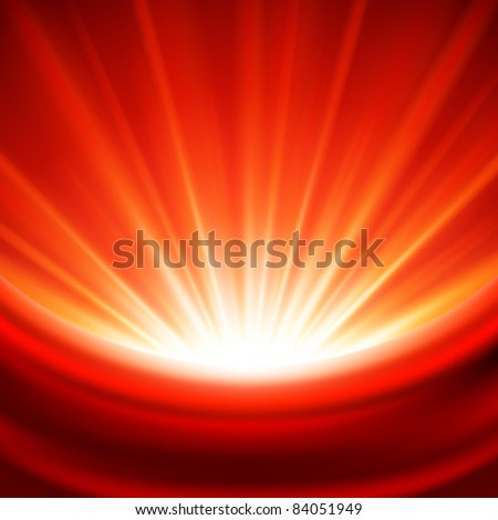 Celebration light vector background. Eps 10. - stock vector