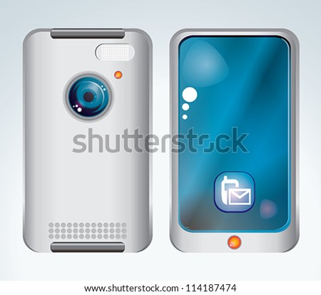 Cell Smart Mobile Phone