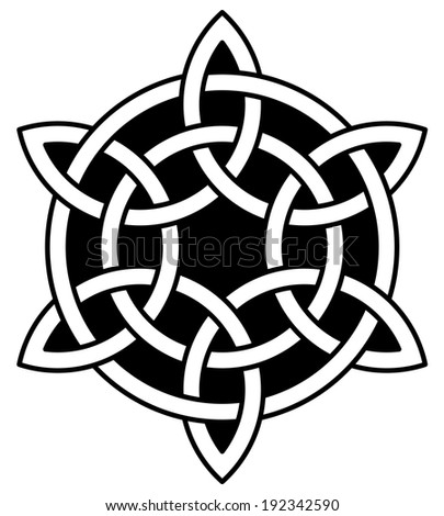 Simple Celtic Knot Vector
