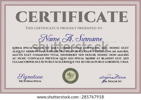 quality certificate template Oylekalakaarico