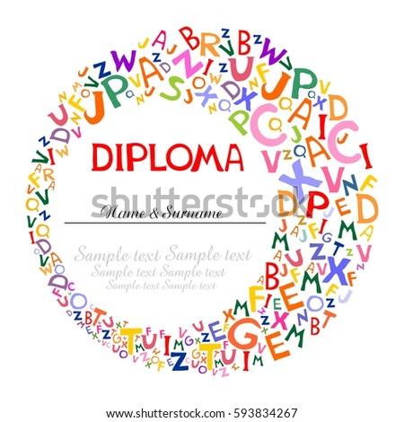 Kids Diploma Stockbilder Und Bilder Und Vektorgrafiken Ohne