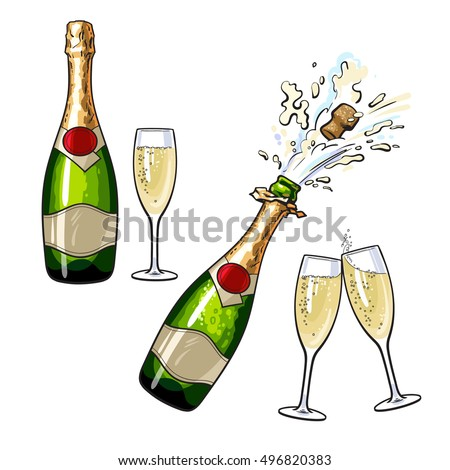 champagne stock photos  royalty free images   vectors vector bubble letters vector bubbles in a cup