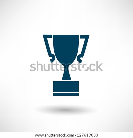 Champions Cup icon - stock vector