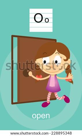 Character O Cartoons  sc 1 st  Shutterstock & Cartoon Open Door Stock Images Royalty-Free Images u0026 Vectors ... pezcame.com