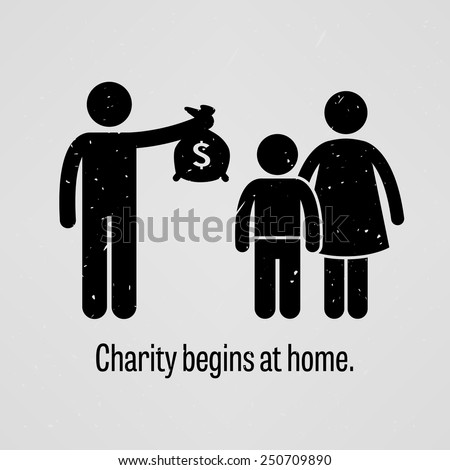 Essays on charity begins at home