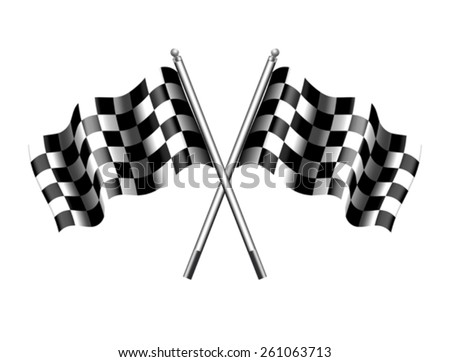 Checkered Flags - Chequered flag
