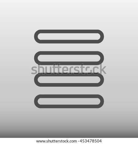 Checklist Vector Icon Illustration