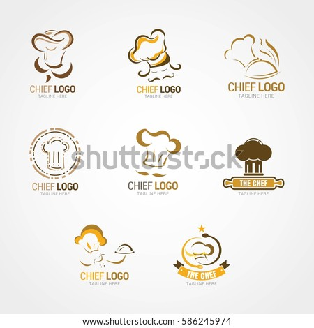 chef logo stock images royaltyfree images amp vectors