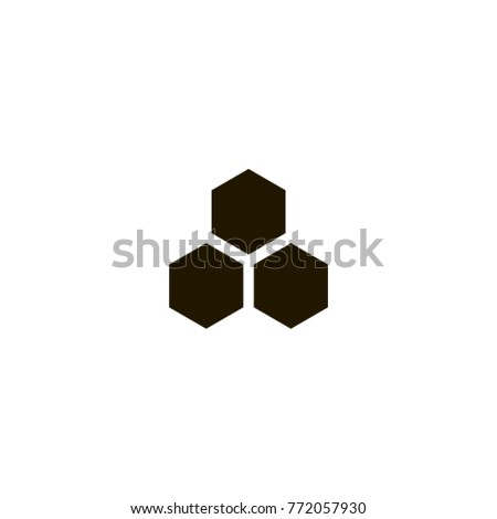 Chemical Formula Icon Sign Design Stock Vector 772057930 Shutterstock