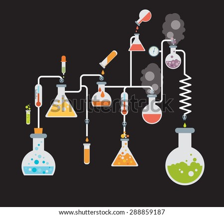 report chemical reaction and solution To study a single displacement reaction with the help of iron nails and copper sulphate solution theory  from copper salt solution the chemical reaction can be.