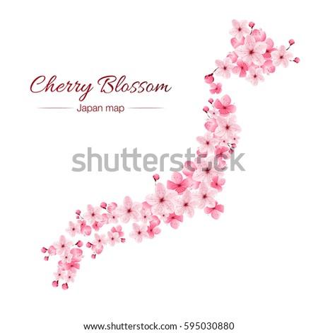 Japan Map Stock Images RoyaltyFree Images Vectors Shutterstock - Japan map photo