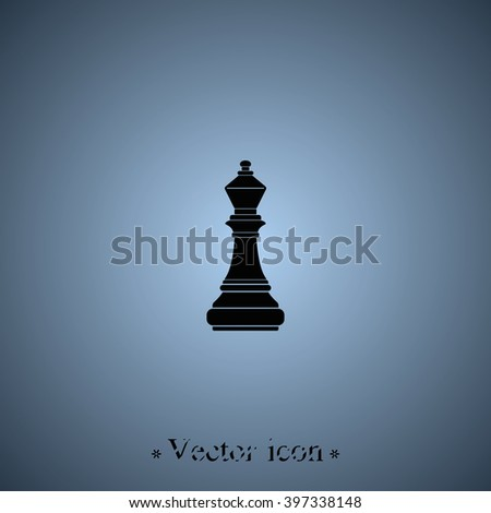 Chess officer icon.