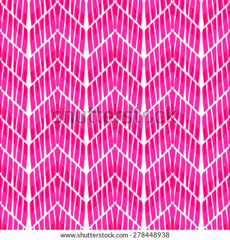 Chevron seamless pattern background. - stock vector