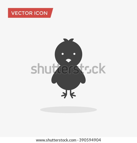 Chick, Chick Icon, Chick Icon Vector, Chick Icon Object, Chick Icon Image, Chick Icon Picture, Chick Icon Graphic, Chick Icon Art, Chick Icon Drawing, Chick Icon JPG, Chick Icon Logo, Chick Icon EPS - stock vector