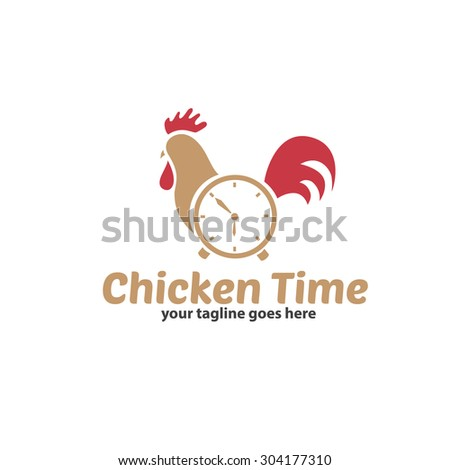 Chicken food logo - photo#14