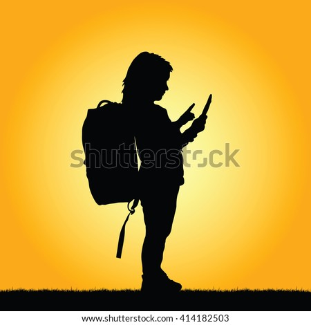 Teen Tablet Stock Photos, Royalty-Free Images & Vectors ...