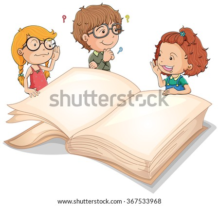 Giant-book Stock Photos, Royalty-Free Images & Vectors - Shutterstock