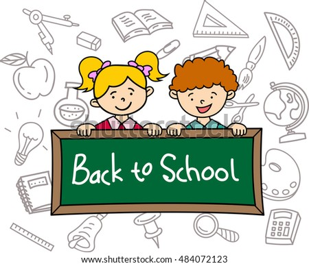 Children back to school