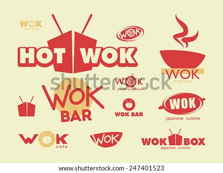Chinese Food Menu Cover Template Box Stock Vector HD (Royalty Free ...