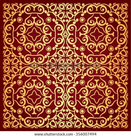 Chinese vector seamless patterns.