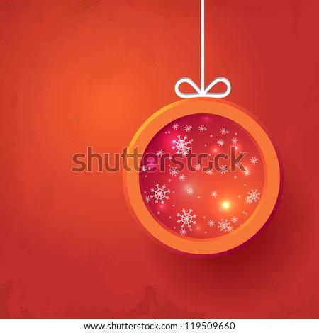 christmas 2 - stock vector