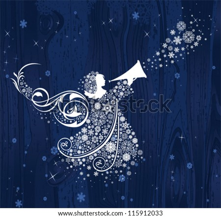 Christmas Angel Stock Images, Royalty-Free Images & Vectors ...