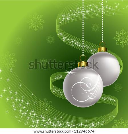 Christmas Background. Eps10 Design. - stock vector